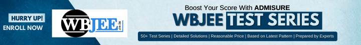 Admisure Wbjee Test Series