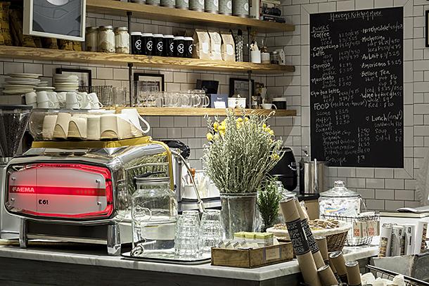 Havens Kitchen New York  Wiedenbach Brown