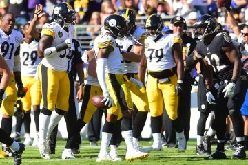 Pittsburgh Steelers Divisional loss