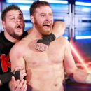 WWE Kevin Owens and Sami Zayn Tag team scene