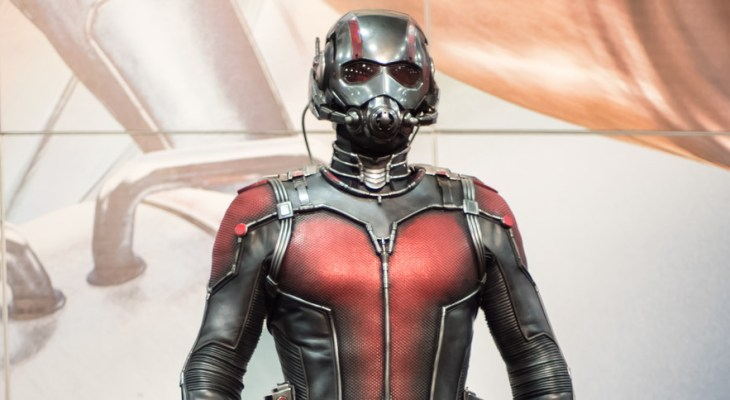 Ant-Man and the Wasp Captain Marvel MCU