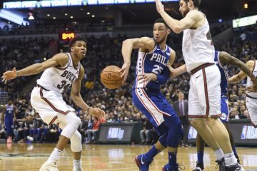 Philadelphia 76ers forward Ben Simmons