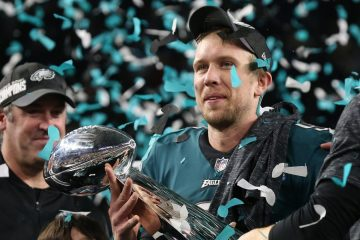 Philadelphia Eagles QB Nick Foles