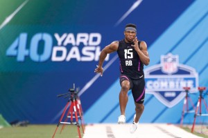 Nyheim Hines NFL Scouting Combine