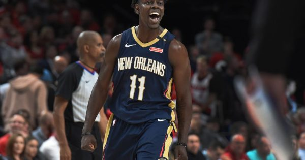 Jrue Holiday coming out