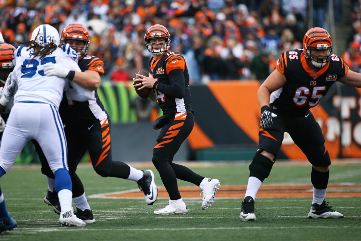 Cincinnati Bengals: Projecting The Final Roster On Offense