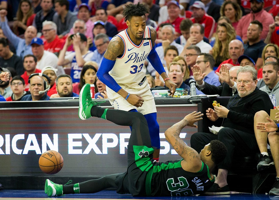 Aron Baynes' Boston Celtics eliminate Ben Simmons' Philadelphia 76ers' season