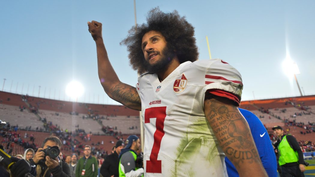Tampa Bay Buccaneers: Colin Kaepernick makes sense amid Jameis Winston's Issues