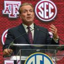 Texas A&M Aggies HC Jimbo Fisher