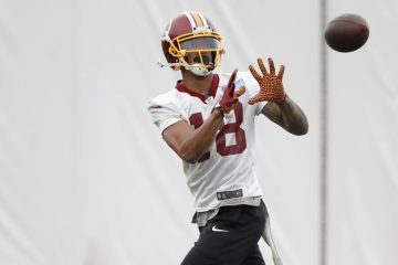 NFL WR Breakout Candidates