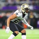 NFL breakout Cornerbacks New Orleans Saints Marshawn Lattimore