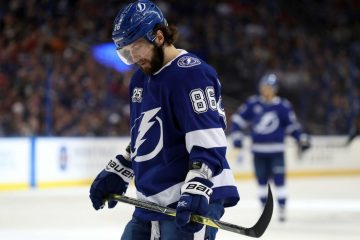 Tampa Bay Lightning Nikita Kucherov