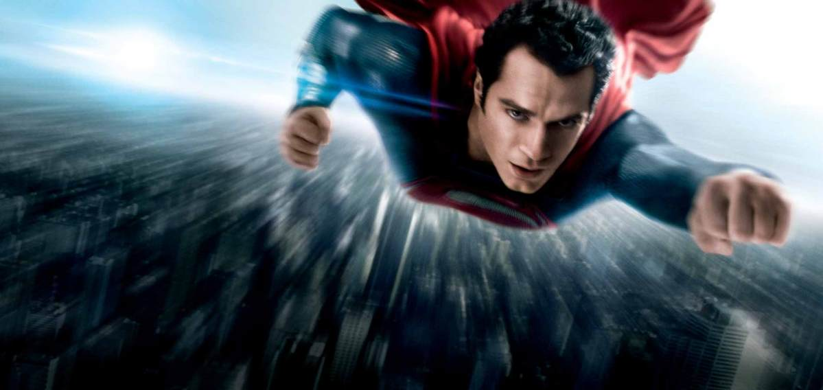 Henry Cavill: The Only Superman We Need