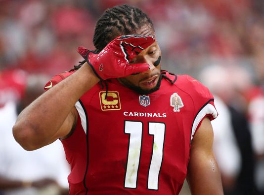 Arizona Cardinals: Quarterback Problem or Wide Receiver Problem?