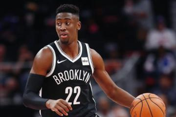 Caris LeVert Brooklyn Nets