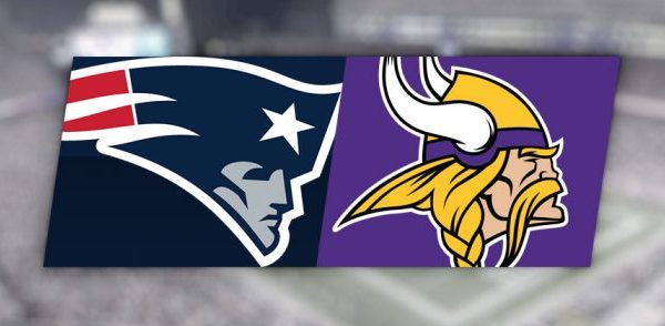 Minnesota Vikings at New England Patriots