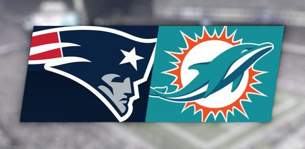 New England Patriots vs Miami Dolphins