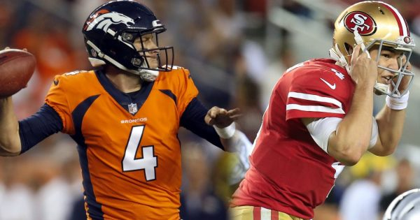 Denver Broncos at San Francisco 49ers