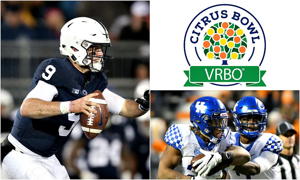 VRBO Citrus Bowl (Wildcats vs Nittany Lions) Live Stream: Watch Online