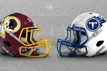 Washington Redskins at Tennessee Titans