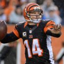 Cincinnati Bengals Andy Dalton Washington Redskins