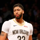 New Orleans Pelicans Anthony Davis Los Angeles Lakers