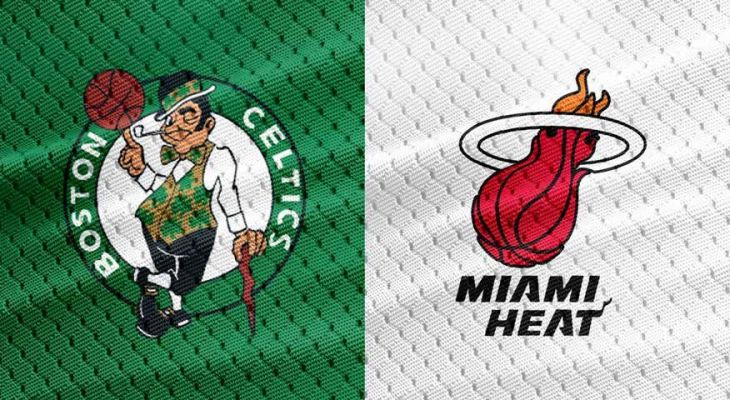 NBA Boston Celtics at Miami Heat