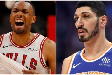 Chicago Bulls Jabari Parker New York Knicks Enes Kanter