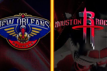 NBA New Orleans Pelicans at Houston Rockets