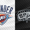 NBA Oklahoma City Thunder at San Antonio Spurs