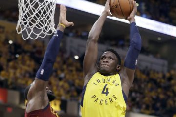 Indiana Pacers Victor Oladipo