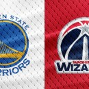 NBA Golden State Warriors at Washington Wizards