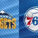 NBA Denver Nuggets at Philadelphia 76ers