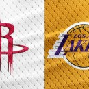 NBA Lakers Rockets