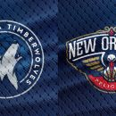 NBA Minnesota Timberwolves at New Orleans Pelicans