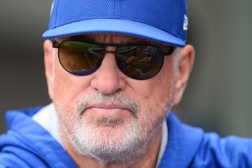 Chicago Cubs Joe Maddon