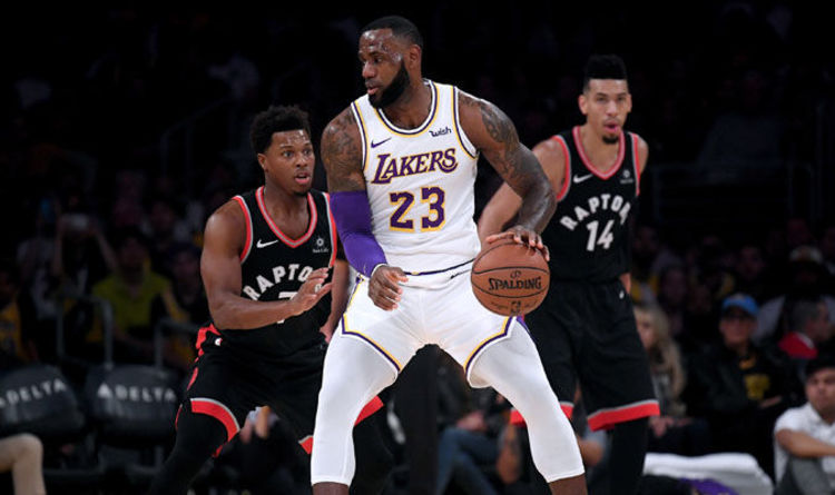 NBA Basketball (Lakers at Raptors) Live Stream: Watch Online