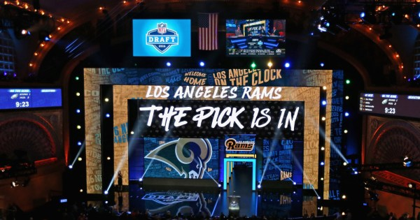 Los Angeles Rams Draft Talk