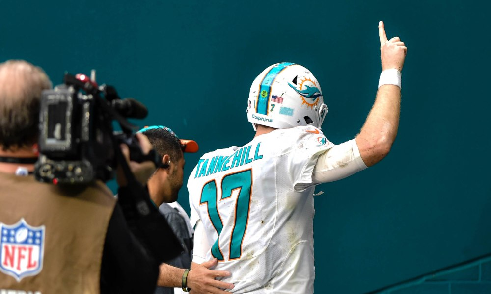 Miami Dolphins: Who Will Play QB in 2019?