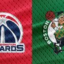 NBA Washington Wizards Boston Celtics