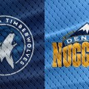 NBA Minnesota Timberwolves Denver Nuggets