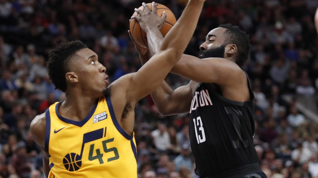 NBA Playoffs Live Stream: Watch Utah Jazz vs Houston Rockets Online