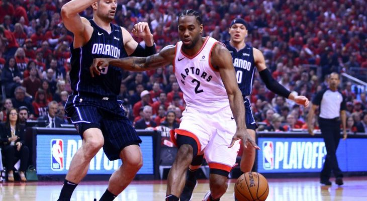 NBA Orlando Magic Toronto Raptors