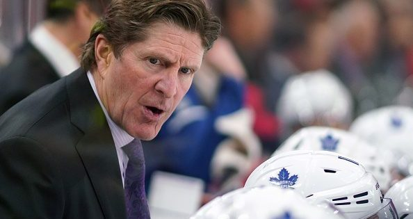 toronto maple leafs mike babcock