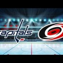 NHL Washington Capitals Carolina Hurricanes
