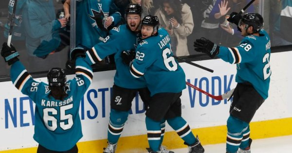 San Jose Sharks NHL Playoffs