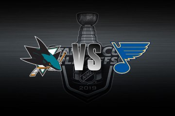 NHL Western Conference Finals San Jose Sharks St. Louis Blues