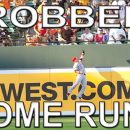 MLB Home Run Robberies