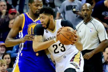 Anthony Davis los angeles lakers