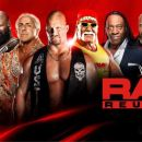 WWE Monday Night Raw Reunion